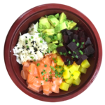 PB1 - Poke bowl saumon